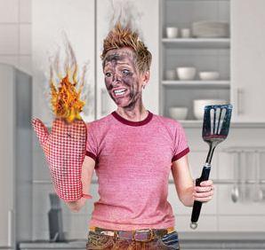 La sécurité en cuisine