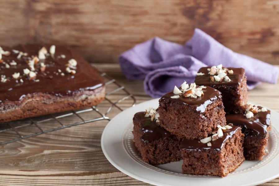 Recette du gâteau au chocolat rapide