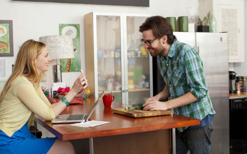 5 accessoires malins pour votre ilot de cuisine