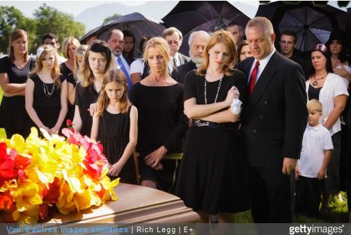 Conseils : organiser une réception après les funérailles