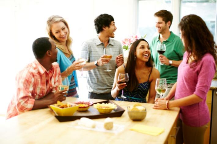 Quelques recettes rapides quand les amis débarquent !