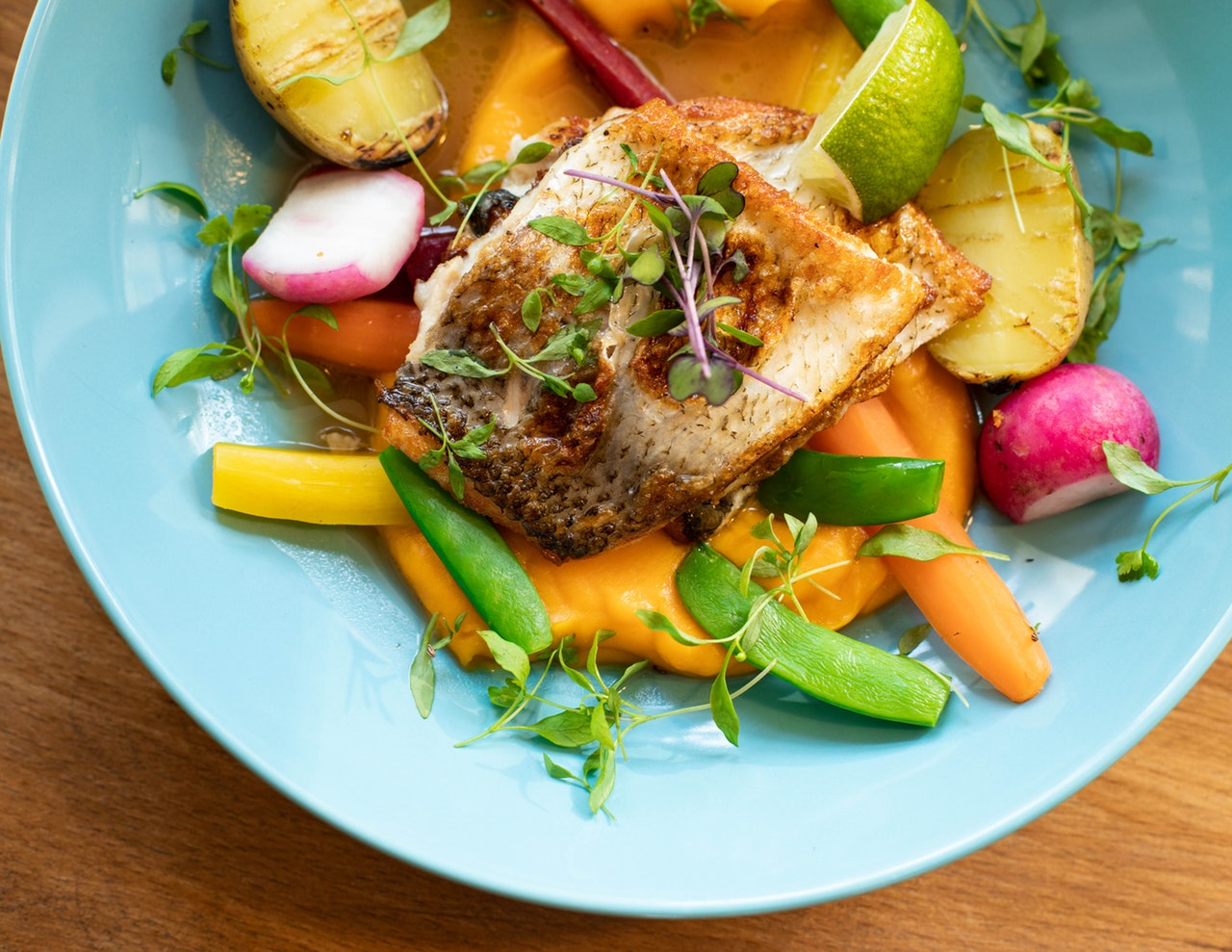 Comment présenter de jolis plats à base de poisson ?
